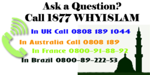 Call WhyIslam