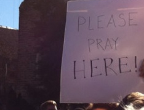 Duke Muslims And Non-Muslims Join For Call To Prayer